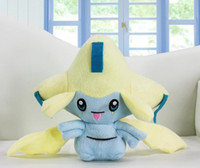 "Wholesale Dropship Games - Hot sale Jirachi Plush toy Toys soft plush doll 20cm 8"" Free Shipping Dropship"
