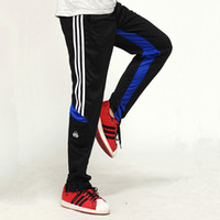 Wholesale China Pant For Men - quick dry running pants made in china men's soccer pants for sale