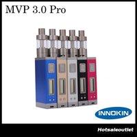 Wholesale Innokin Itaste Starter Kit - Innokin iTaste MVP 3.0 Pro Starter Kit iSub G MVP 60W 4500mah Battery iTaste MVP3 PRO Kit 100% Original New Arrival