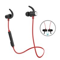 Wholesale Apt X - dodocool Bluetooth Headphones Magnetic In-ear Earbuds Wireless Earphones Stereo Sports Headset with APT-X HD Mic CVC 6.0 DA109
