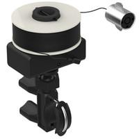 инфракрасная мобильная камера оптовых-Линия тип колеса визуальный Искатель Рыб с инфракрасной подводной камерой 30meters мобильный телефон WIFI соединение универсальный кронштейн