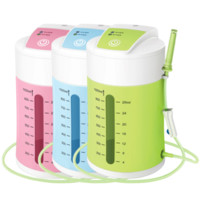 Neue intelligente automatische Anal Douche <b>Enema Colon</b> Hydrotherapie Home Enema Kit Colon Cleaner