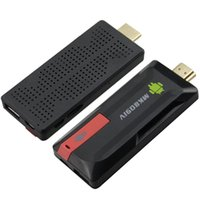 Wholesale Android Dongle Quad - MK809IV Android 4.4 TV Stick Dongle Quad Core RK3188T 2G 8G Bluetooth DLNA Wifi Mini PC TV