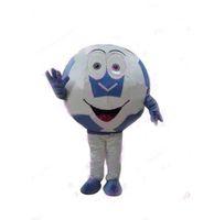 futebol de caráter venda por atacado-Traje da mascote do futebol personalizado personagem de desenho animado cosply tamanho adulto traje do carnaval 155