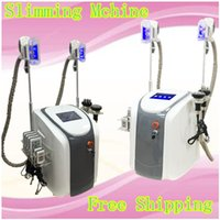 Wholesale Special Therapy - big promotion !Special price freeze fat protable cool therapy vacuum cavitation rf body slimming machine lipolaser diode