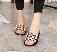 Wholesale T Cork - Lovers Casual Sandals Fashion cork slippers Male Summer Man Woman beach slippers flip slip-resistant trend of Sandals Female