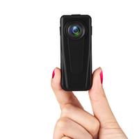 Wholesale Tf 128 - Motion Detect Full HD 1080P Mini DV Sports DVR Spy Hidden Camera H.264 Digital Audio Video Recorder 140 Wide Angle support 128 TF Card