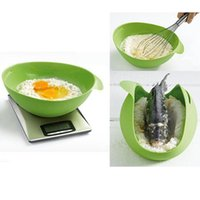 Wholesale Wholesale Fish Bowls - Silicone Fish Folding Bowl Home Kitchen Microwave Cooking Tools Food Grade Silicone Fish Kettle Steamer Roaster Bowls