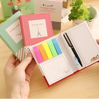 Wholesale Promotional Book - Wholesale- Novelty Hard Cover Mini Notebook Episode Diary Book with Ballpoint Pen Promotional Gift Stationery