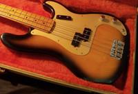Wholesale Vintage Precision - OEM Chinese Electric Guitar Vintage 57 Precision bass