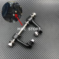 """Wholesale 72 Models - Motorcycle 2"""" Gas Tank Lifts Kit For Harley Sportster Nightster Iron 48 72 XL883 XL1200 Model Black Billet"""