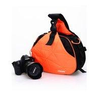 Wholesale Caden Canvas Camera Bags - Caden K2 High Quality portable Dslr Camera Bag Photo Bag Large capacity single-eye bag For Canon Nikon Sony Camera