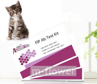 Wholesale FIP Ab Feline Cat Infectious Peritonitis Ab One Step Rapid Test Kit test pouch