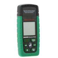 Wholesale Mastech Digital Meter - Wholesale- Mastech MS6900 Digital Wood Moisture Temperature Meter Humidity Tester