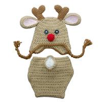 precio de trajes de animales para nios de reno de beb de ganchillo