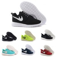 Alta Qualidade Original London Olympic Designated Running Shoes Mulheres e Homens preto branco Breathable Casual Shoes Cheap Online Sales Eur 36-45
