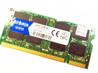 Brand New RAM DDR2 2GB 667 MHz PC2 5300 Memory Chip adequado para suporte para computador portátil Dual Channel Laptop 4G