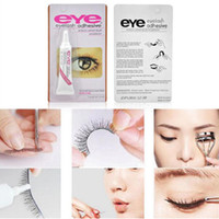 Wholesale Duo Water Proof - Wholesale Factory Direct 100pcs lot DUO Water-proof Eyelash Adhesives (glue) 9G White BlacK Make Up Tools Professional DHL Free Shipping