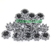 Wholesale Sports Training Aids - Wholesale- 56pcs X Grey Golf Soft spikes Pulsar For Golf CLW Sports shoes for Golf Training Aid