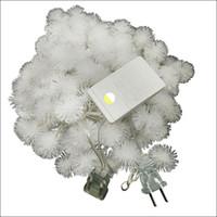 bäume zum verkauf großhandel-Neue heiße verkaufende feenhafte Schnur der US AC110V LED Streifenlichter 10M des Schneeballs LED verzierte chritmas Baumhochzeitsfestfeiertag