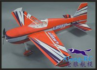NUOVO materiale PP AEREO RC 3D aereo / MODELLO RC HOBBY TOYS / -wingspan 38