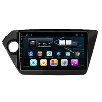 """Wholesale Android Gps Navigation Car System - 9"""" Android 6.0 System Car DVD GPS Navigation For Kia K2 Rio 2011+ Bluetooth RDS Radio WIFI 3G OBD DVR Steering Wheel Control USB Mirror Link"""