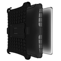 Wholesale Ipad Mini Screen Anti Shock - Defender Heavy-Duty Case Back Military Cover Shockproof Robot Cases With Stand Dirt Shock For iPad mini 2 3 Hybrid Robot Case