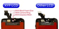 Wholesale Display I5 - For iphone 5s 5g 5c Screen Panel Replacement lcd Display Super Copy Fast Shipping DHL Free i5 Screen Replace
