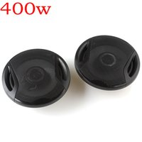 """Wholesale Coaxial Speakers - 5"""" 127mm 4ohm 200W Max Car Coaxial Auto Audio Music Stereo Speakers 2 Way for Vehicle Door SubWoofer AUP_40Y"""