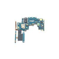 iphone 5g kurulu toptan satış-Yeni Ana Kurulu MIC Güç Kapalı Düğmesi Bağlayıcı Flex Kablo HTC ONE M7 801e DHL Için