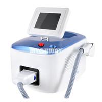 лазерная пигментация кожи оптовых-Удаление волос лазера E-света Ipl Opt Elight постоянное / Подмолаживание кожи / пигментация/ васкулярное / машина удаления угорь