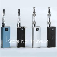 Wholesale Itaste Svd Black - Wholesale- 2pcs 100% Original Innokin ITaste MVP 2.0 kit Variable Voltage 2600mah battery iclear 16 vs itaste vv 134 SVD MVP 2.0
