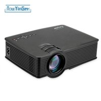 Wholesale Led Projectors For Home Theater - Wholesale- Everycom UC40S WIFI MINI Portable LED Projector Full hd Video Home Theater Movie projecteur Support HDMI projetor For android