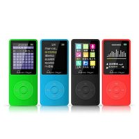 Atacado- 1,8 polegadas tela de música do esporte Mp3 Player FM Rádio Gravador 8GB MP3 Player Surpport E-book foto Music Clock Dados Geral Video +