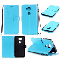 Wholesale G7 G8 - Huawei G8 Case - Luxury PU Leather Wallet Shockproof Case for Huawei G8   GX8   G7 Plus Flip Bracket Cover with retail package