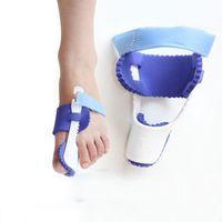 Wholesale Bunion Pain Relief - 1 Pair 2 PCS Big Toe corrector Feet Care Gel Bunion Pads Splint Straightener Foot Pain Relief Hallux Valgus Pro Correction Foot Care Tool