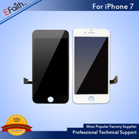 Wholesale Touch Screen Glass Repair - For iphone 7 LG Glass Grade A+++ LCD Display Touch Digitizer Assembly Repair For iPhone 7 With Free DHL Shipping Good Repair Replacements