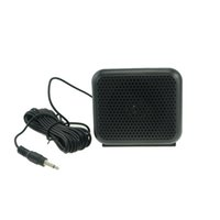 Wholesale Cheapest High Quality Speakers - Nagoya Mini Radio Large Sound External Speaker High Quality Cheapest ham CB Radios External Speaker NSP-150 for Walkie Talkie ESM-1230