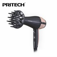 Wholesale Motor Hair - Wholesale- Pritech Brand New Hair Dryer Professional For Salons AC Motor Best Hair Dryer Big Power Silent Hair Dryer With Diffuser