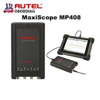 Wholesale Oscilloscope Automotive Usb - Autel MaxiScope MP408 4 Channel Automotive Oscilloscope Basic Kit Works with Maxisys Tool Autel MaxiScope MP-408