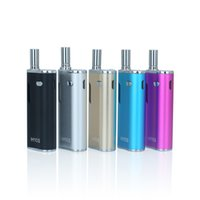 Pre-Aquecimento Original Hibron Ecigs H10S Com Tela Magnetic Thick Oil Atomizer box mod Kit VS Mystica Vpae Pen Battery