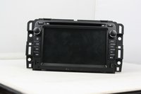 Wholesale Car Dvd Player Gmc - High quality Car DVD player for GMC andriod 5.1 OS with GPS,Steering Wheel Control,Bluetooth, Radio