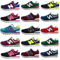 Wholesale Drop N Ship - Drop Shipping Men and Women lace-up Casual Shoes N letter Sport Shoes Sneakers Running shoes size eur 36-44