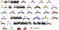 neon perlen großhandel-New Shark Neon Silikon Armband Schlamm und Wasser Schwarz und Weiß Perlen Silikon Armbänder Geschenk Schmuck Finden Sie Ihr Gleichgewicht Kostenloser Versand