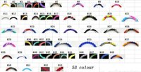 neon boncuk bilezikler toptan satış-Yeni Köpekbalığı Neon Silikon Bilezik Çamur ve Su Siyah ve Beyaz Boncuk Silikon Bilezik Hediye Takı Denge Ücretsiz Nakliye Bulmak