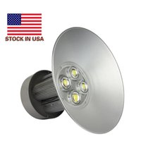 Wholesale Stock In US LED High Bay Light W W W W W Industrial Lamp Warranty Years H AC85 V CE RoHS