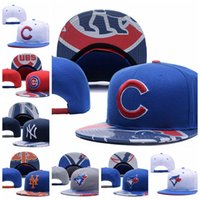 Wholesale Snapbacks Yankees - Cheap Chicago Cubs Snapbacks TORONTO BLUE JAYS Caps Men Adjustable Hats NEW YORK YANKEES Men Hats NEW YORK METS Caps Online Shop