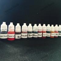 Wholesale Toolkit Wholesalers - 5ml*13 Handmade Soap DYE Pigments Liquid Colorant Toolkit Materials 13Colors