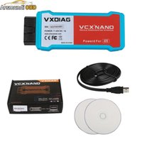 Wholesale Toyota Ids Vcm - Newest Wifi Version! High Quality VXDIAG VCX NANO for Ford Mazda 2 in 1 with IDS V104 Better Than VCM II FOR FORD Free shipping