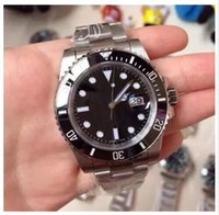 Wholesale Automatic Discount Watches - 2017 Discount Luxury brand White Dial limited Watch Mens Golden Stainless Pointer Wristwatch Stainless Sketeleton male dive Watches
